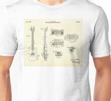 Guitar-1955 Unisex T-Shirt
