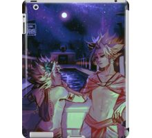 Heba and Atem iPad Case/Skin