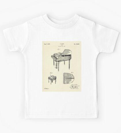 Piano-1937 Kids Tee