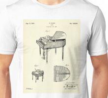 Piano-1937 Unisex T-Shirt