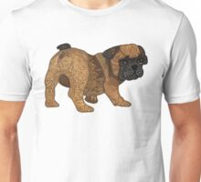 Frenchie Puppy - Chop Unisex T-Shirt