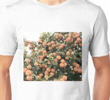 Naranjas en Sevilla Unisex T-Shirt