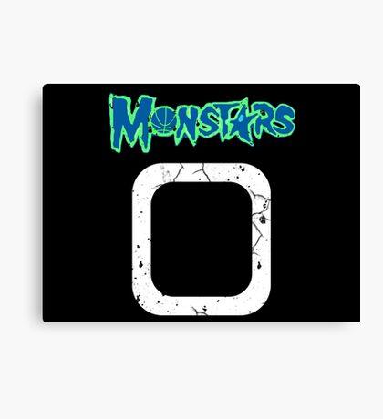 Monstars Canvas Print