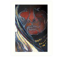 Otavaleño Woman in Ecuador Art Print