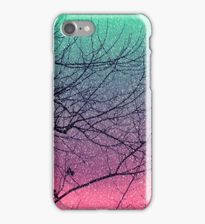 Cotton candy dreams iPhone Case/Skin