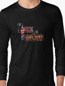 I see London, I see Sam's Town Long Sleeve T-Shirt