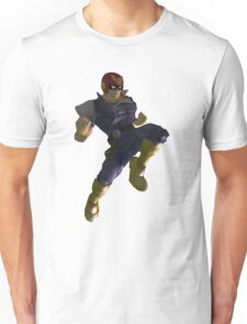 Falcon's Knee of Justice Unisex T-Shirt