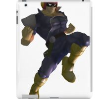 Falcon's Knee of Justice iPad Case/Skin