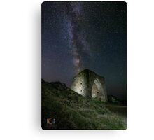 Heavenly Grosnez By Marc Whitehead Canvas Print