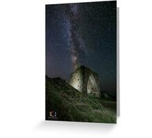 Heavenly Grosnez By Marc Whitehead Greeting Card