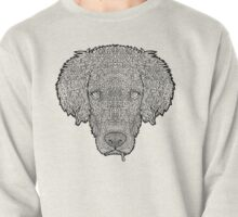 Golden Retriever - Detailed Dogs - Illustration Pullover
