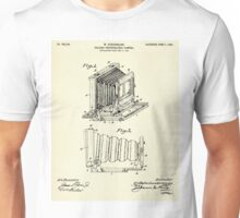 Folding Photographic Camera-1904 Unisex T-Shirt