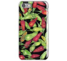 Chilly harvest-2 iPhone Case/Skin
