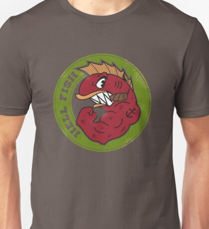 HellFish (Abe Simpson) Unisex T-Shirt