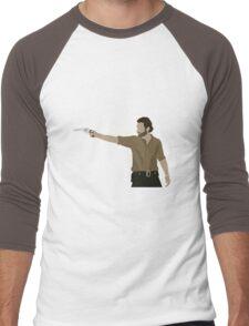 Grimes Men's Baseball ¾ T-Shirt
