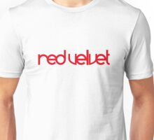 RED VELVET RV Unisex T-Shirt