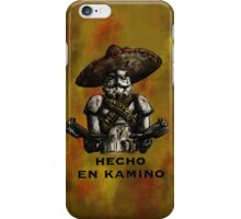 Hecho En Kamino iPhone Case/Skin