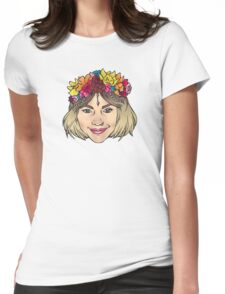 Constance Hall Womens Fitted T-Shirt
