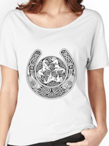 celtic horse 2 Women's Relaxed Fit T-Shirt