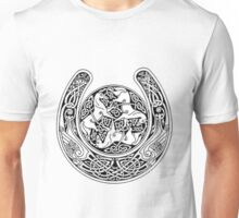 celtic horse 2 Unisex T-Shirt