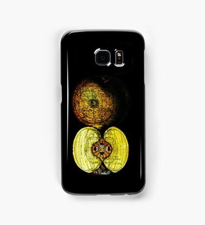 newton's infinite fruit of cosmic indolence Samsung Galaxy Case/Skin