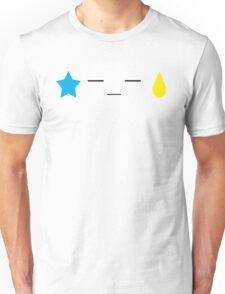 Text x from x Hisoka Unisex T-Shirt