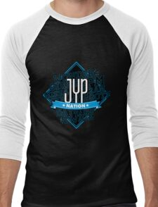 JYP Nation Men's Baseball ¾ T-Shirt
