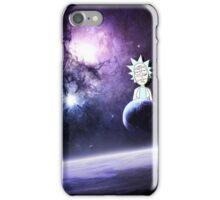 Planet Rick iPhone Case/Skin