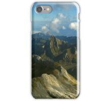 Säntis #3 iPhone Case/Skin