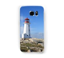 Peggy's Cove Lighthouse Samsung Galaxy Case/Skin