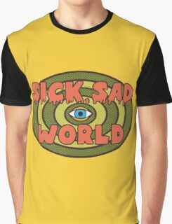 This Sick Sad World (Daria) Graphic T-Shirt