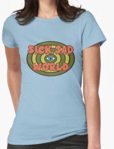 This Sick Sad World (Daria) Womens Fitted T-Shirt