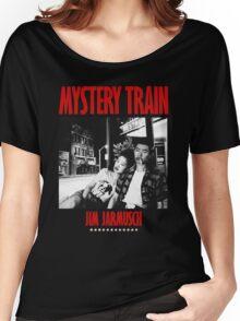 MYSTERY TRAIN -JIM JARMUSCH- Women's Relaxed Fit T-Shirt