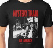 MYSTERY TRAIN -JIM JARMUSCH- Unisex T-Shirt