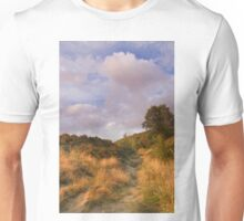 Norland moor at sunset Unisex T-Shirt
