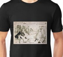 Performing Arts Posters Hoyts comic whirlwind A brass monkey a satire on superstition 1246 Unisex T-Shirt
