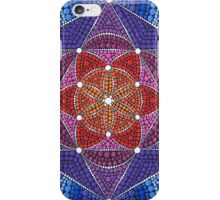 Genesis Pattern iPhone Case/Skin