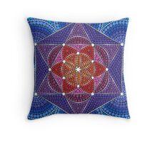 Genesis Pattern Throw Pillow