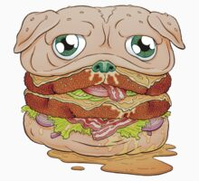 WELCOME TO PUG BURGER by Ulises Farinas