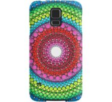 Mandala of Inner Peace Samsung Galaxy Case/Skin