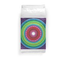 Mandala of Inner Peace Duvet Cover