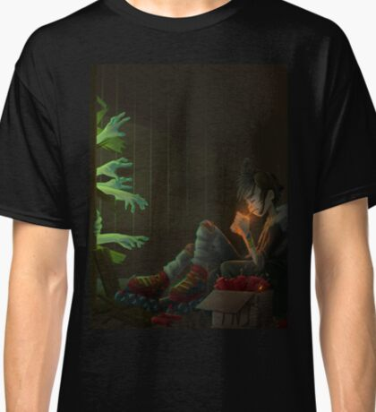 Come on Zombie my fire  Classic T-Shirt