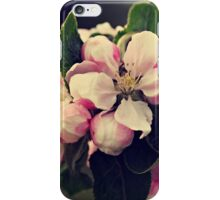 Apple flowers iPhone Case/Skin