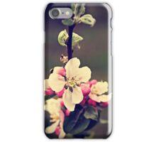Apple flowers iPhone Case/Skin