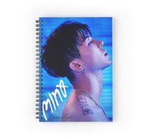 song min ho Spiral Notebook
