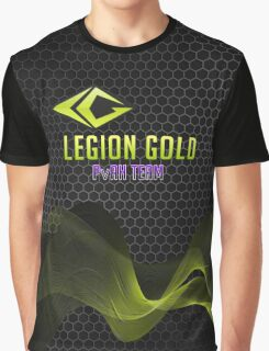 Legion Gold PvAH Team Graphic T-Shirt