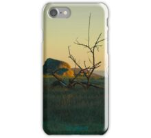 lonely sunrise iPhone Case/Skin