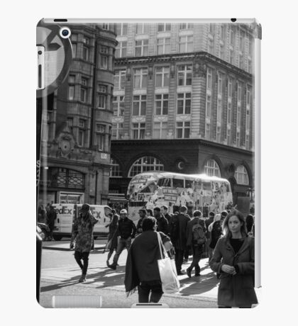 The Streets of London - Oxford Street iPad Case/Skin
