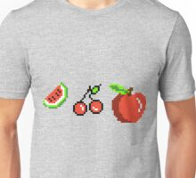 Water Cherry-Apple! New Fruits! Unisex T-Shirt