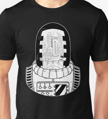 Discovering Nevermorrow Unisex T-Shirt